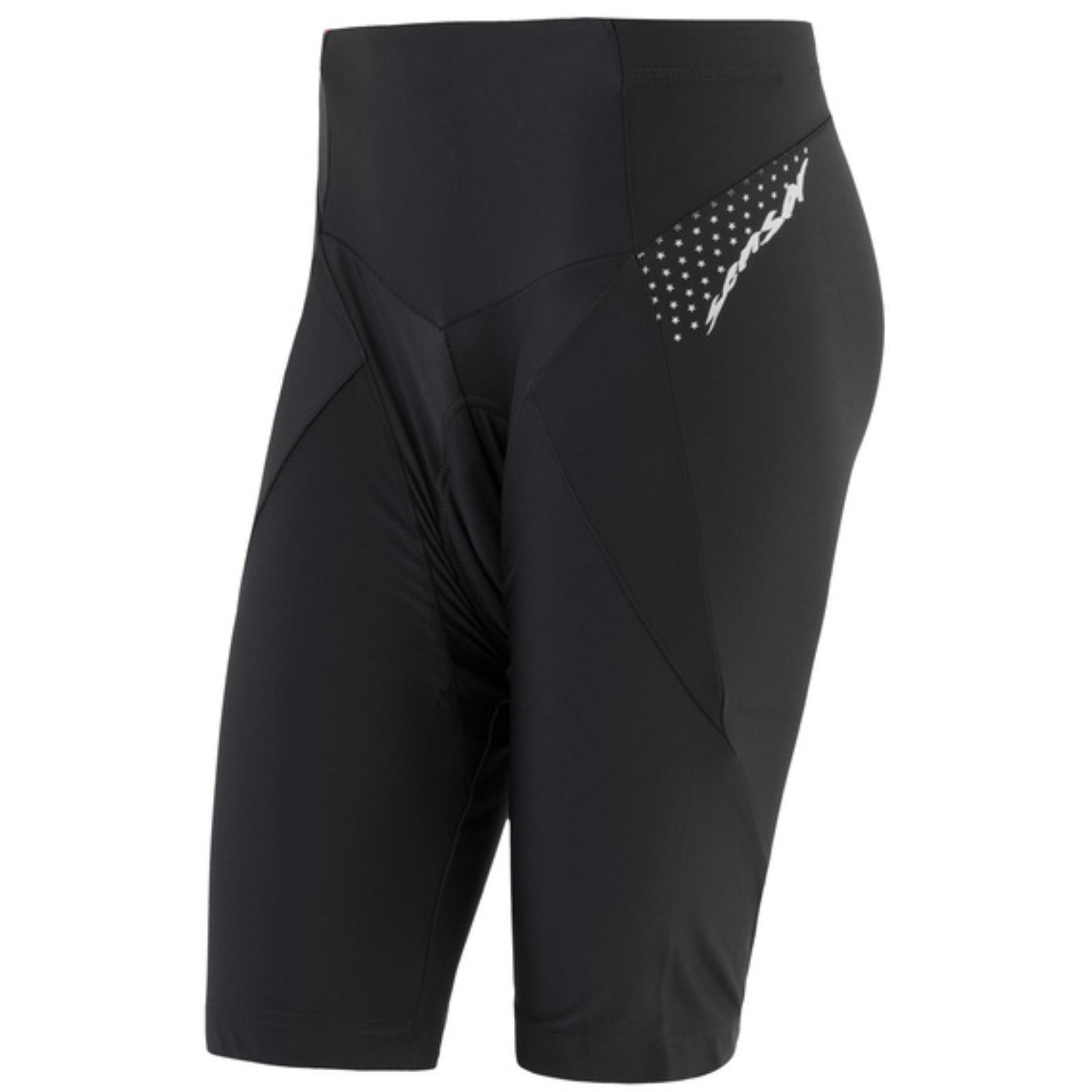 Nohavice cyklo SENSOR Race nad kolená dám. čierne - veľ. L