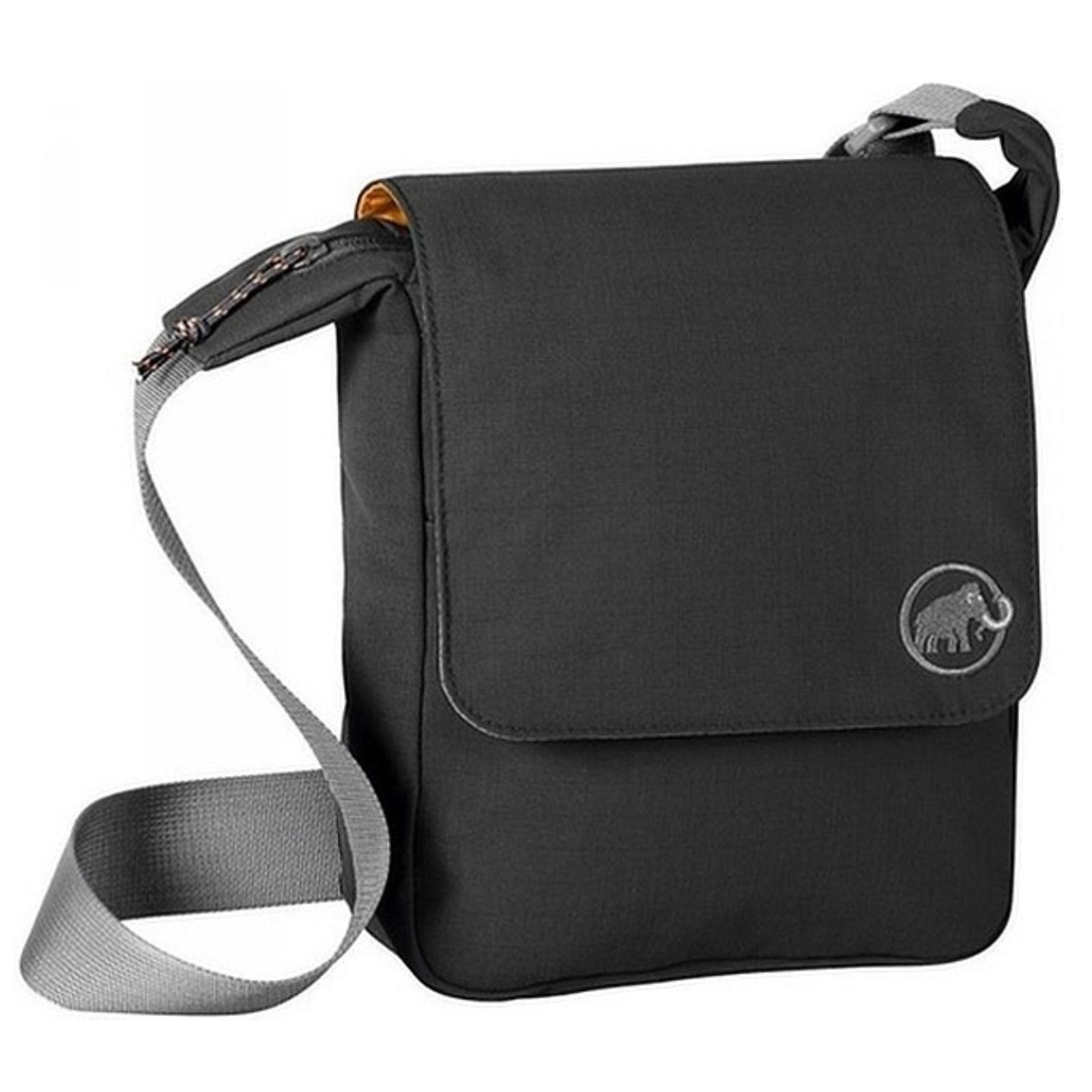Taška MAMMUT Shoulder Bag Square 4 - čierna