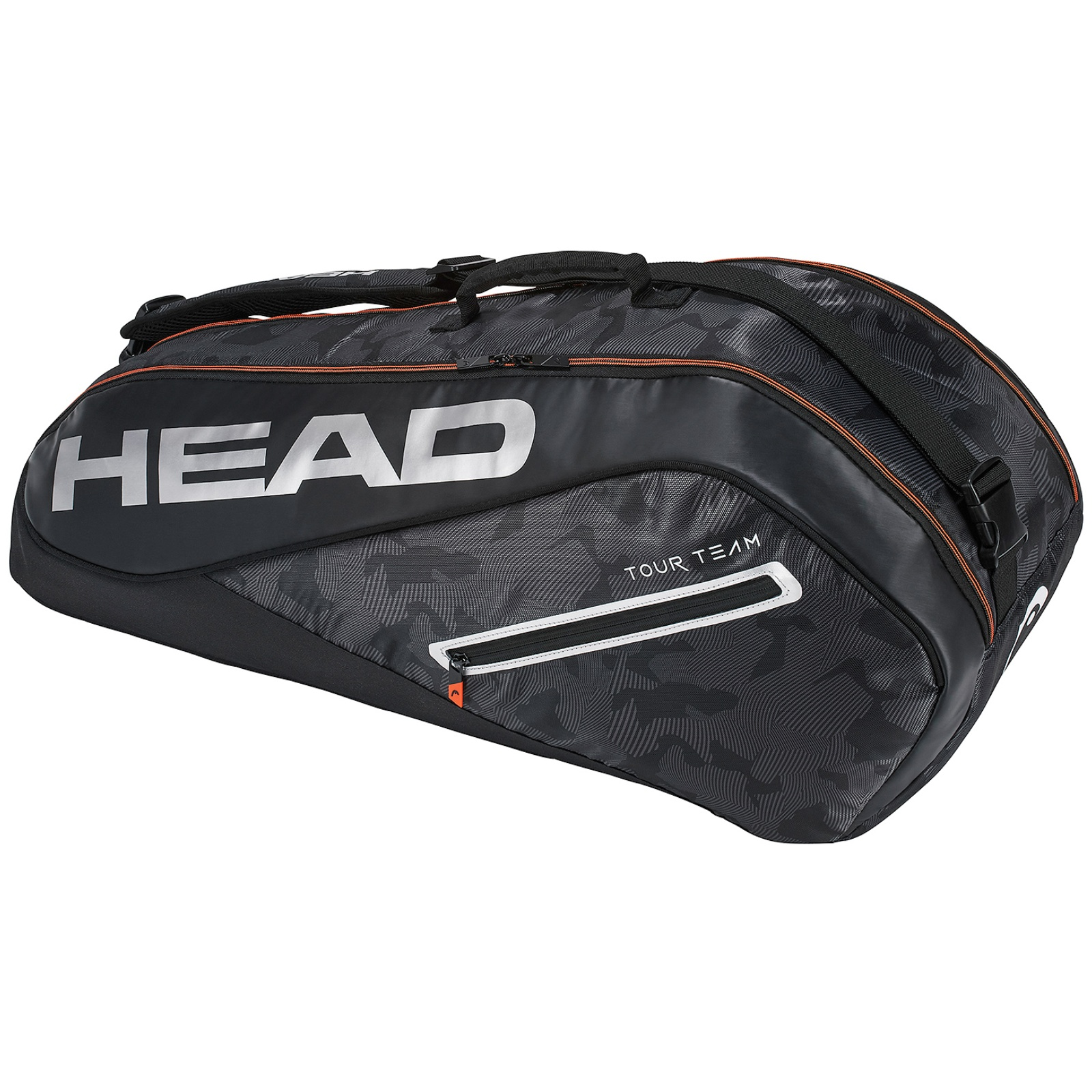 Tenisová taška HEAD Tour 6R Combi - čierna