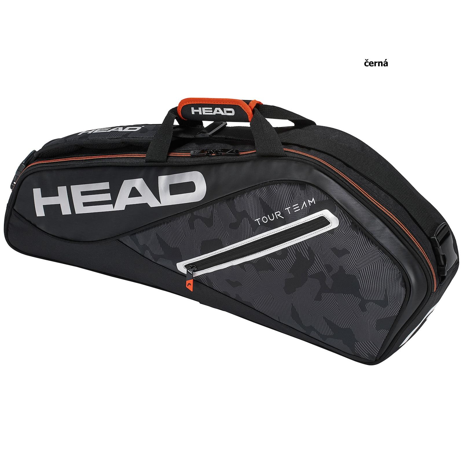c2b50e8106 Tenisová taška HEAD Tour 3R Pro - čierna
