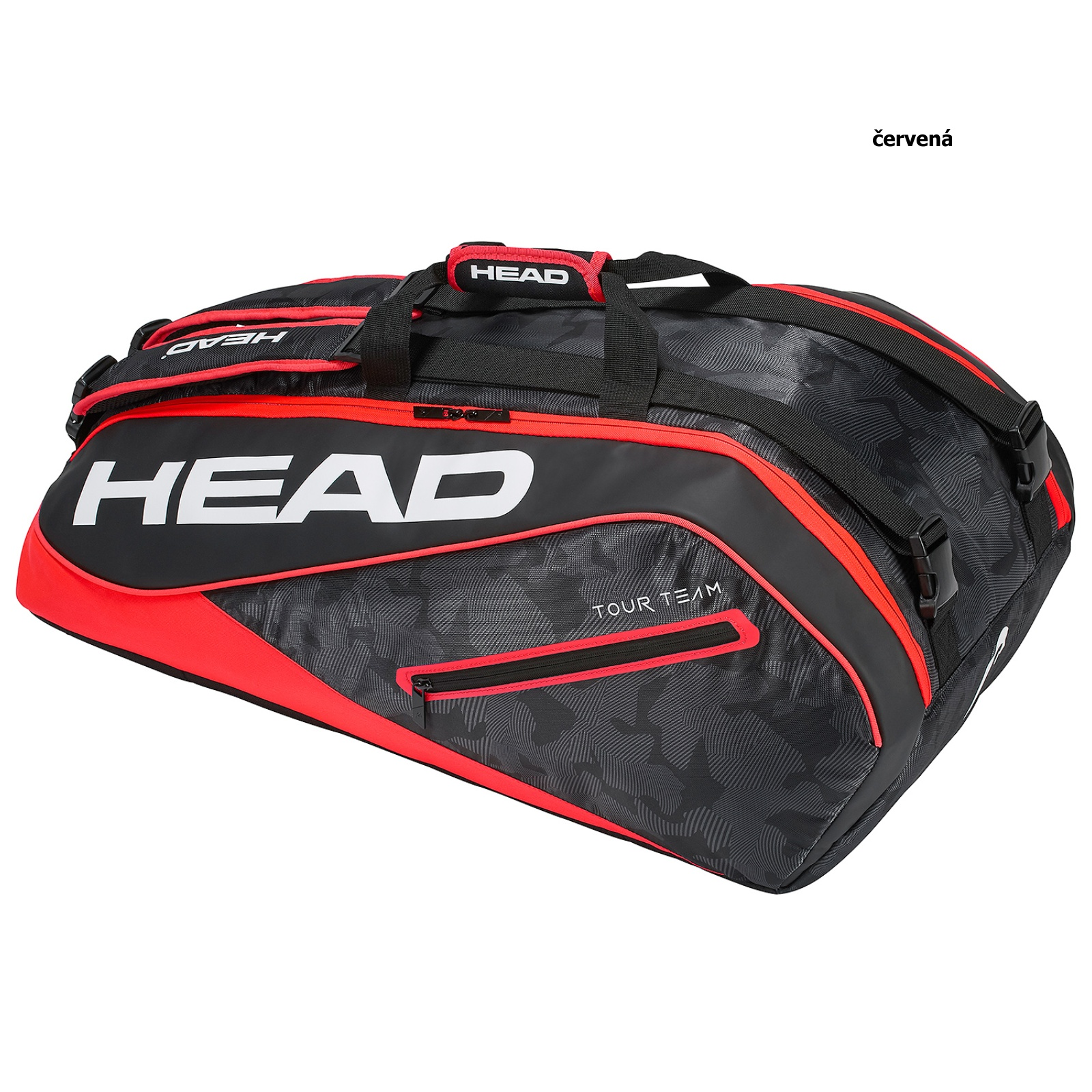 Tenisová taška HEAD Tour 9R Supercombi