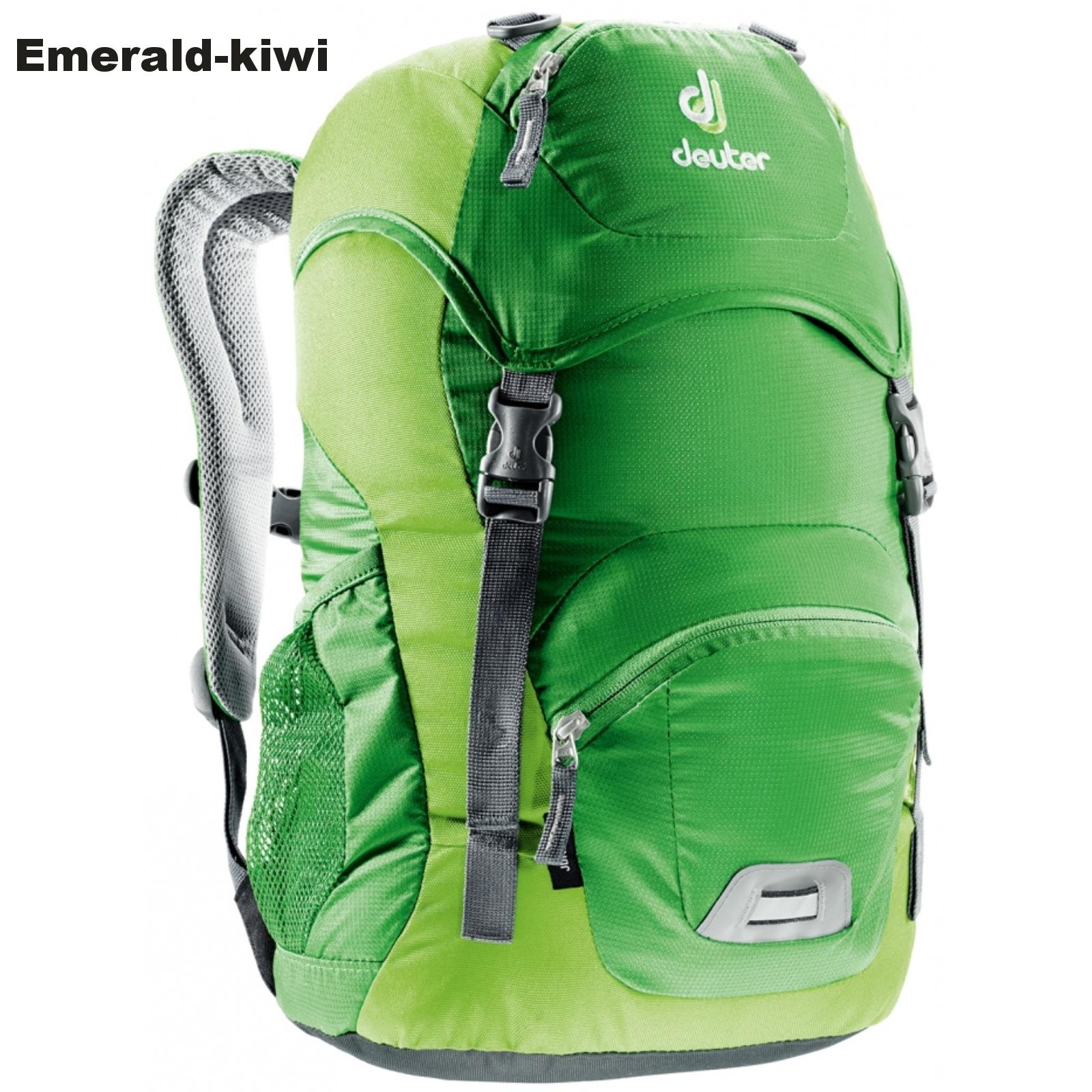 Detský batoh DEUTER Junior 18 l - emerald-kiwi