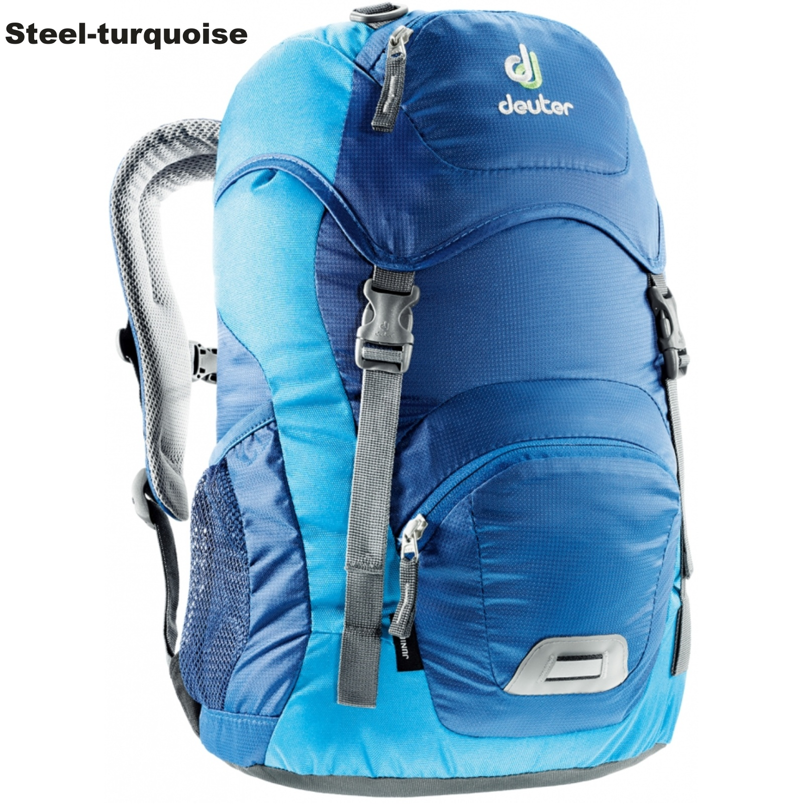 Detský batoh DEUTER Junior 18 l - steel-turquoise