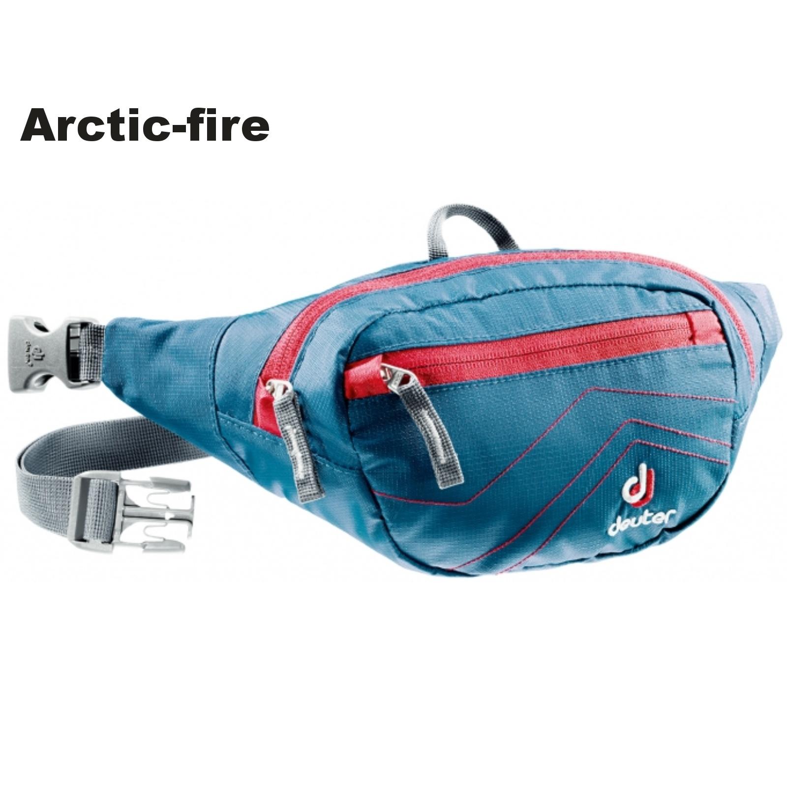 Ľadvinka DEUTER Belt I - arctic-fire