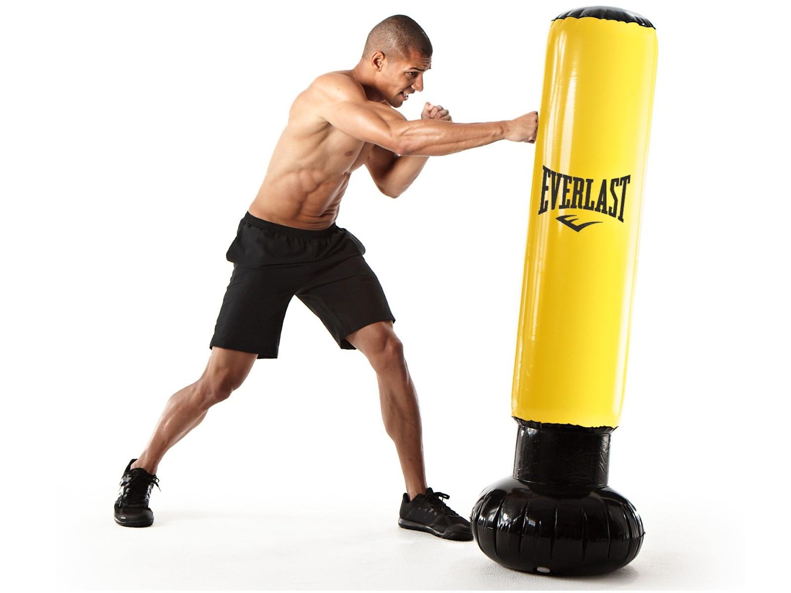 Boxovacie vrece EVERLAST 150 cm detský - nafukovacie
