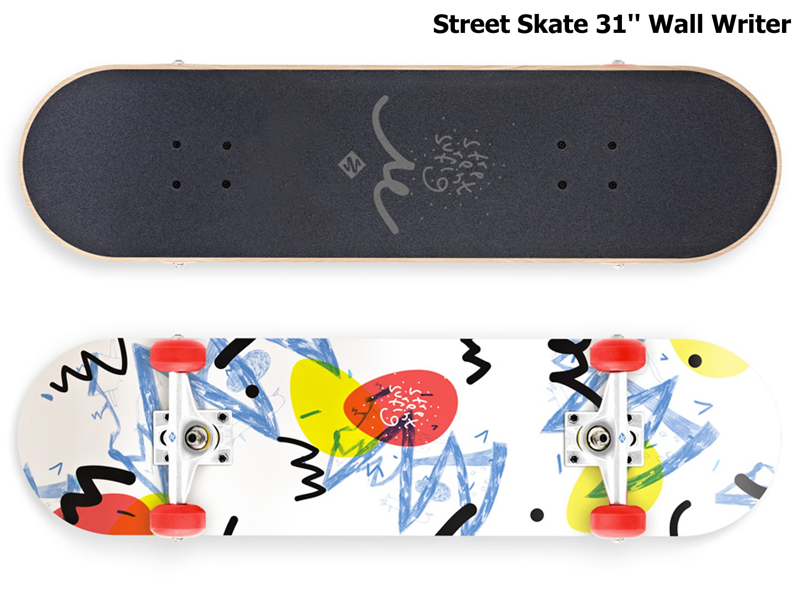 Street Surfing Wall Writer