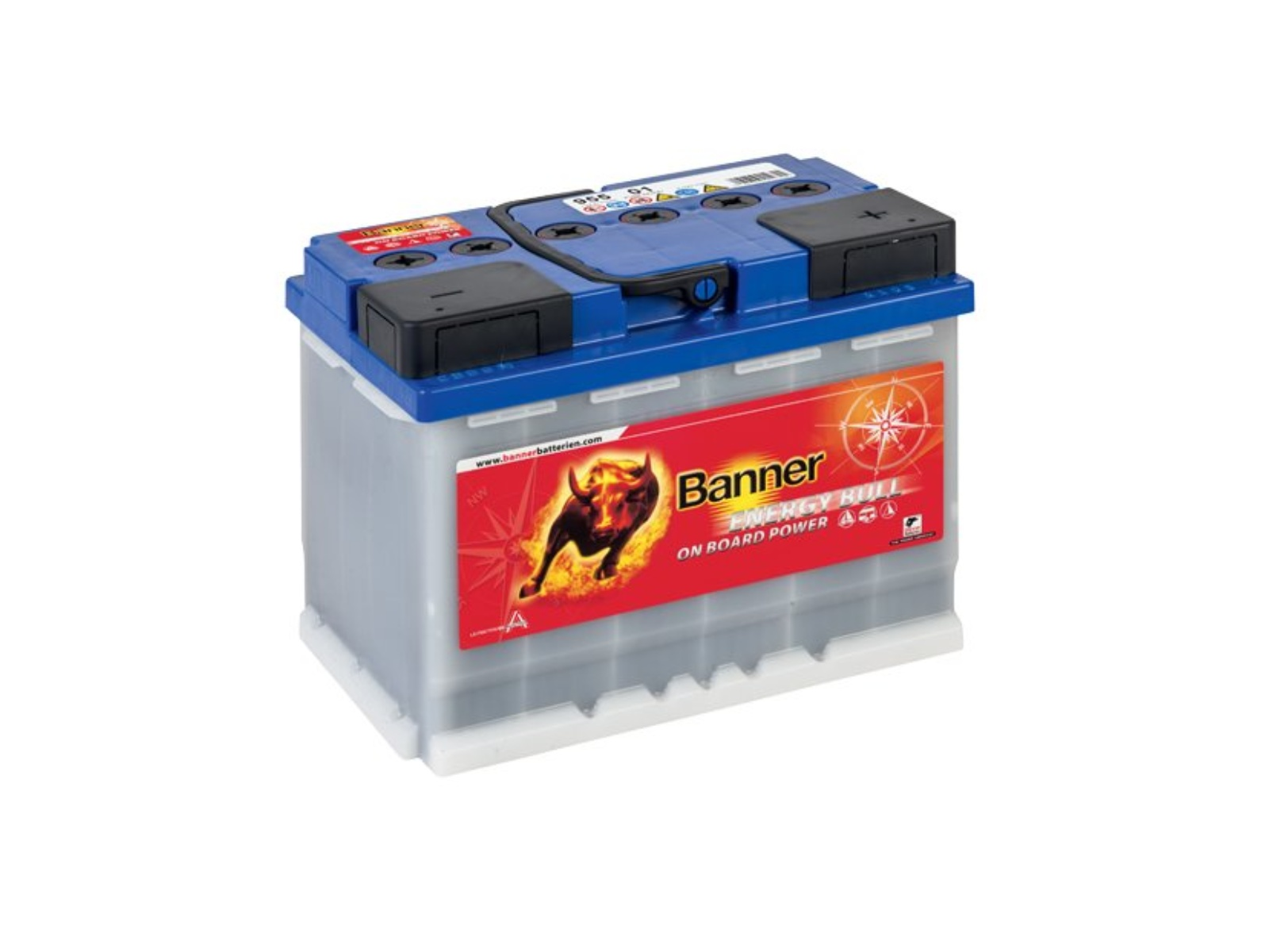 Trakčná batéria BANNER Energy Bull 60Ah