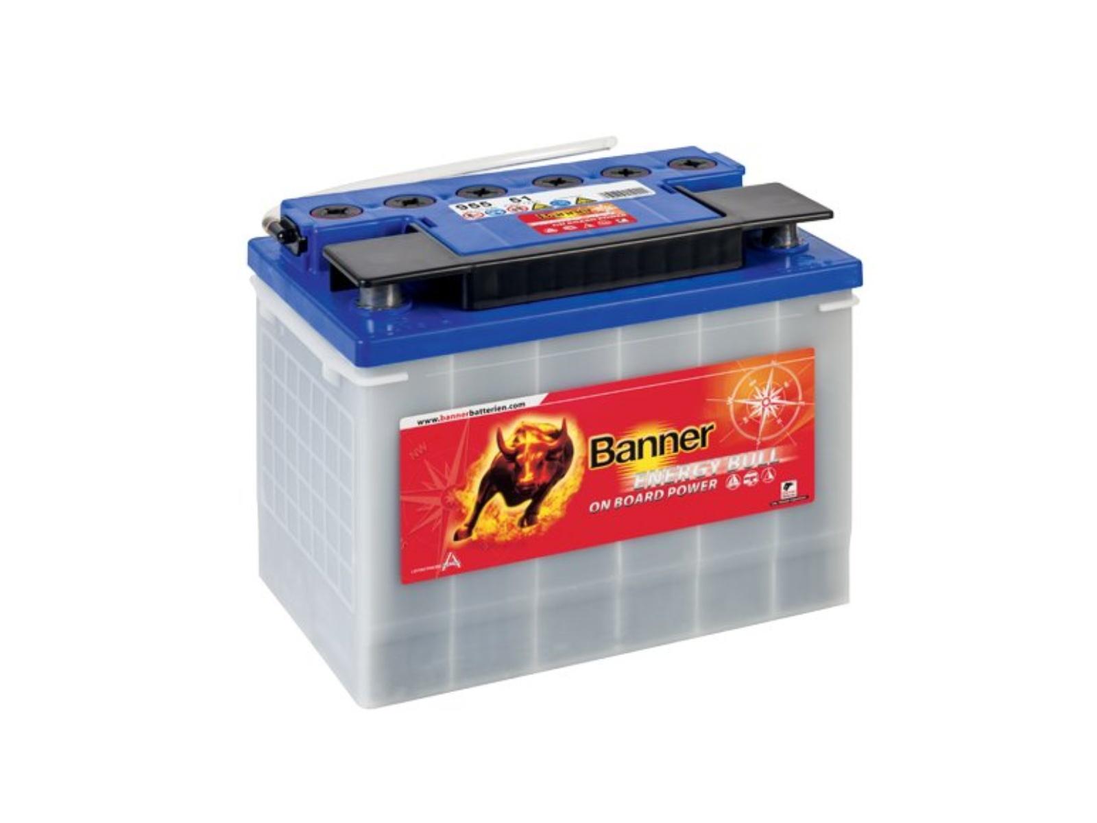 Trakčná batéria BANNER Energy Bull 72Ah