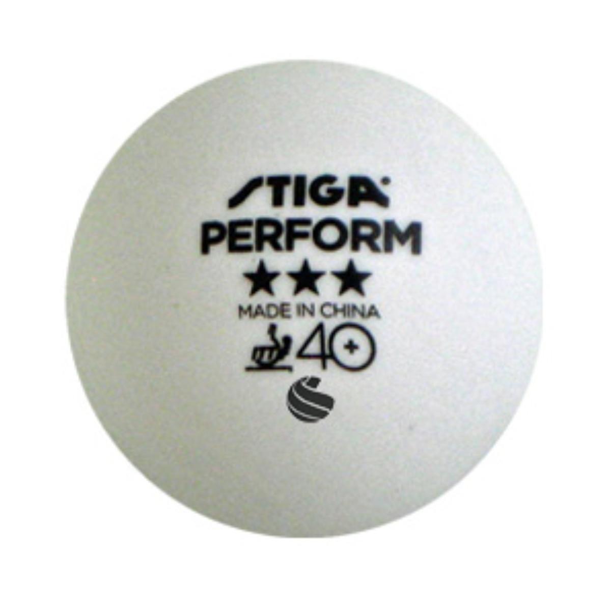Stiga Perform 40+ 3 ks