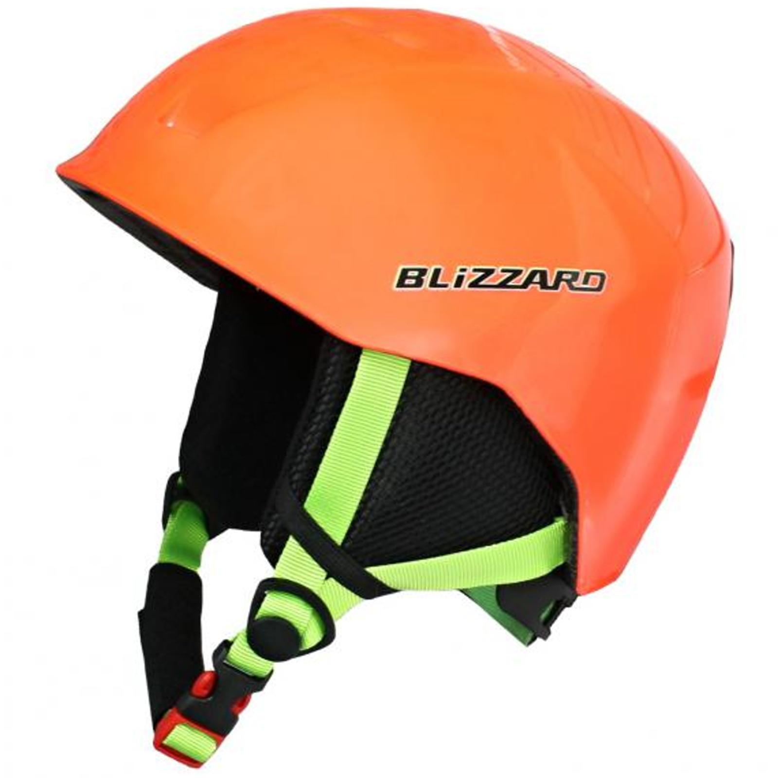 Lyžiarska prilba BLIZZARD Signal 51-54 oranžová
