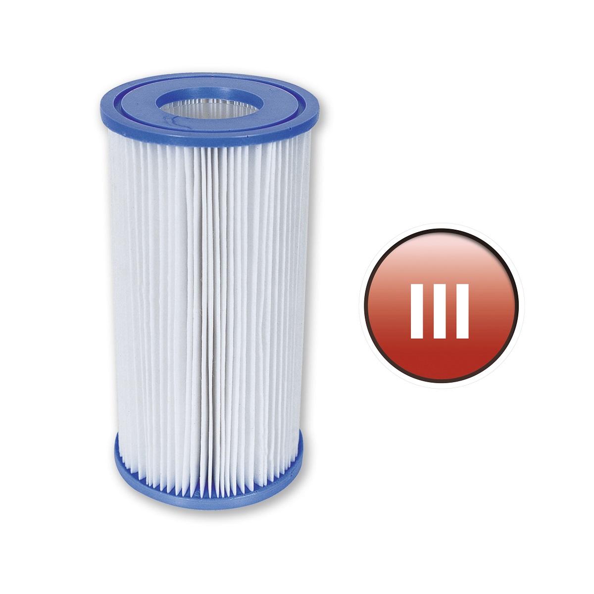 BESTWAY 58012 filtračná kartuša III 5678 l-h