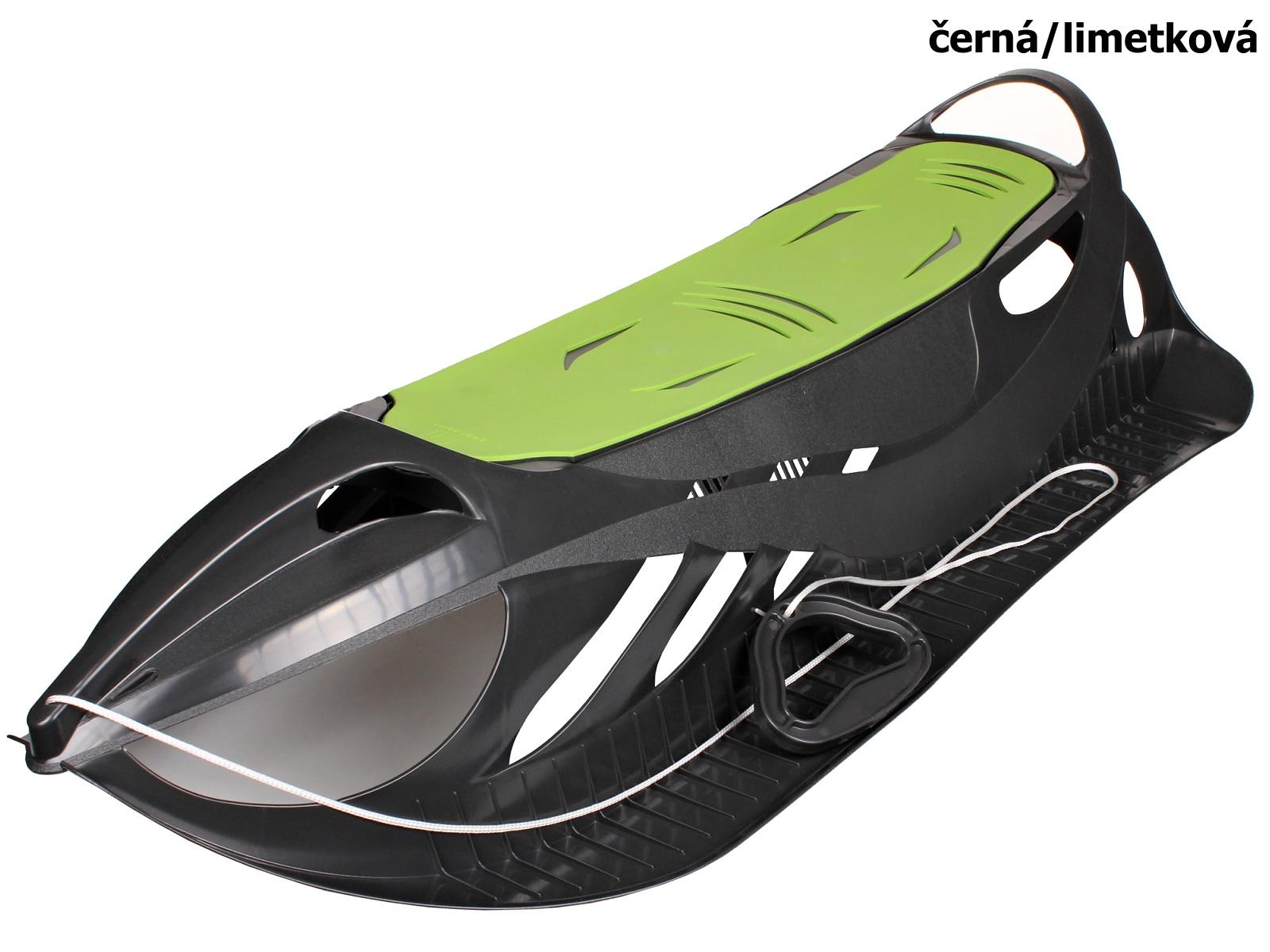 Sane MERCO Neon Grip plastové čierno-limetkové