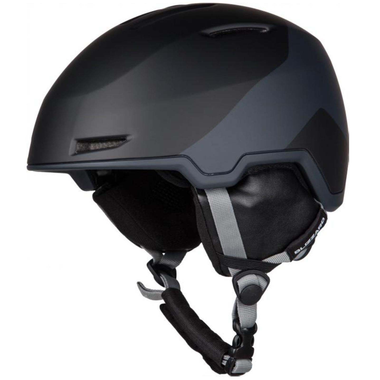Lyžiarska prilba BLIZZARD Viper 55-59 - čierno-šedá
