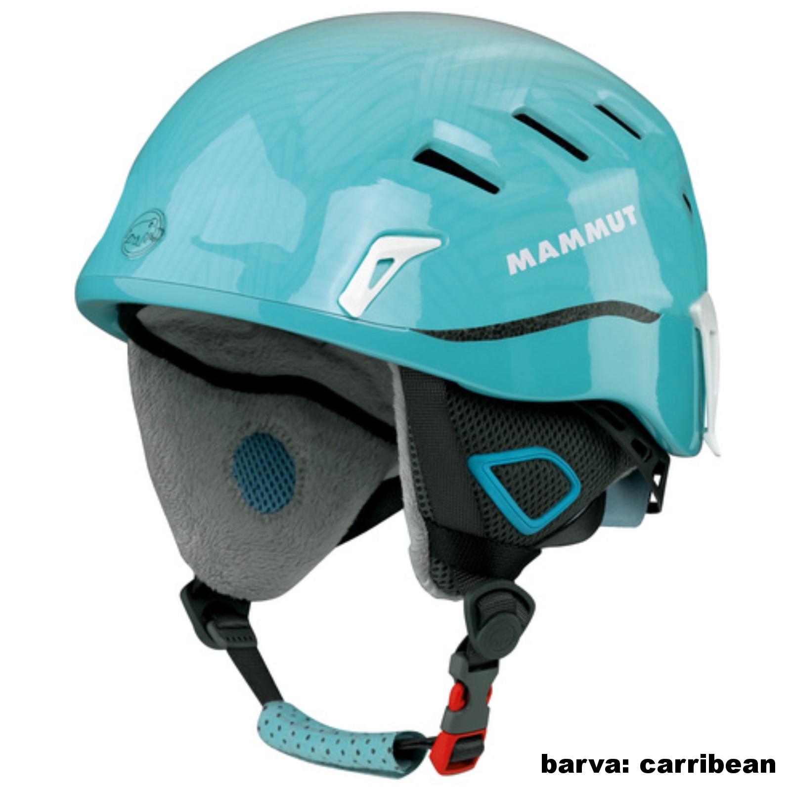 Lyžiarska prilba MAMMUT Alpine Rider