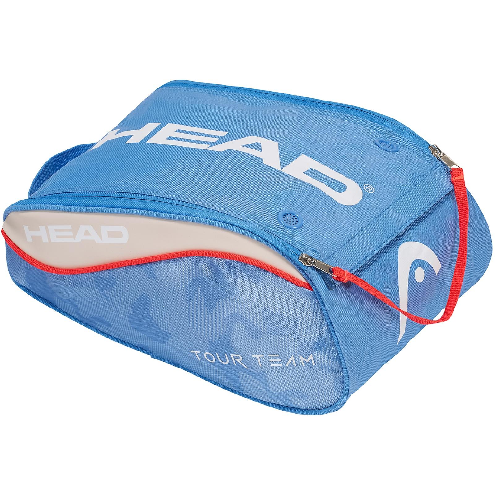 Tenisová taška HEAD Tour Shoe bag - modrá