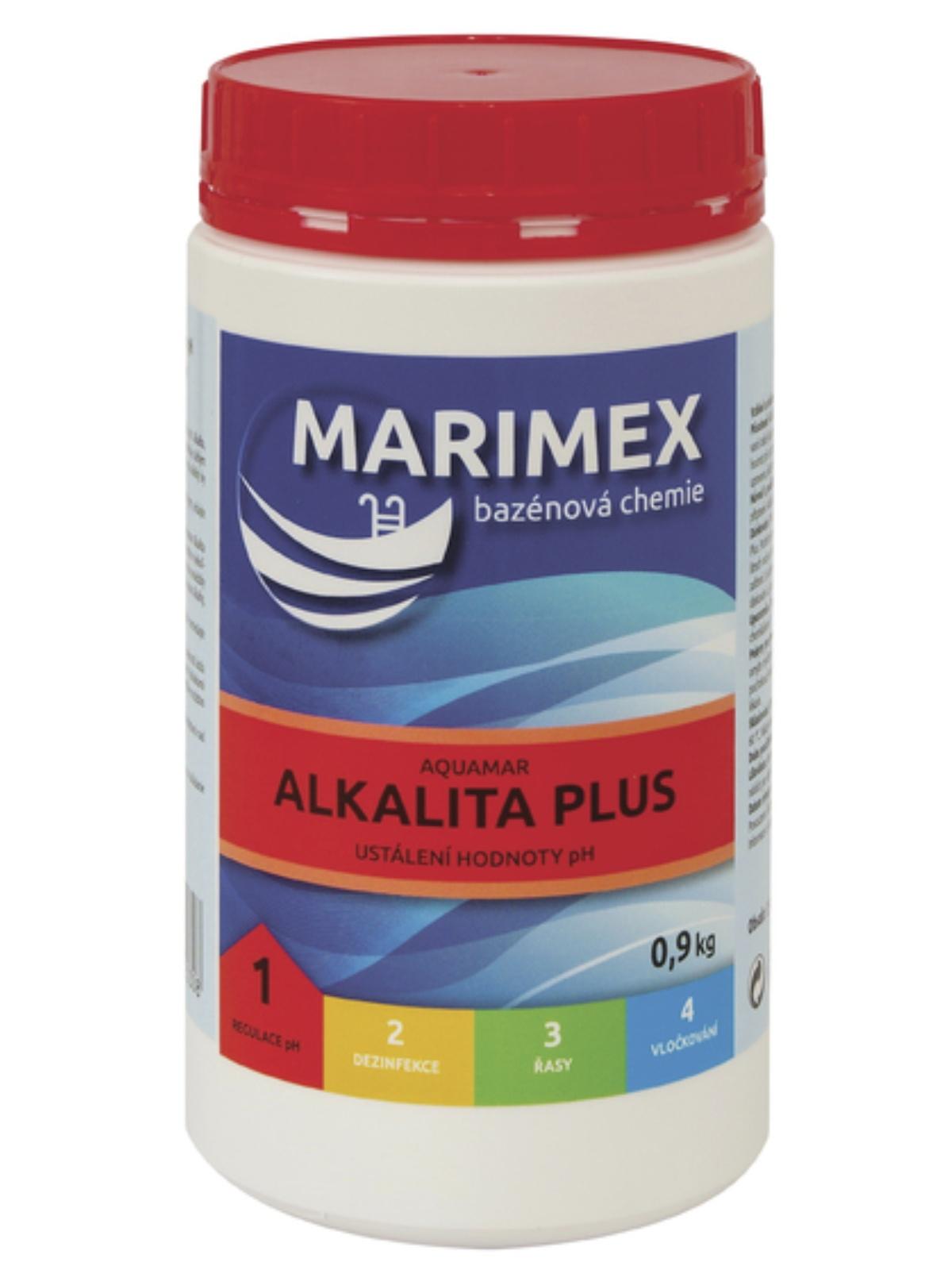 MARIMEX 11313112 Aquamar Alkalita plus 900g