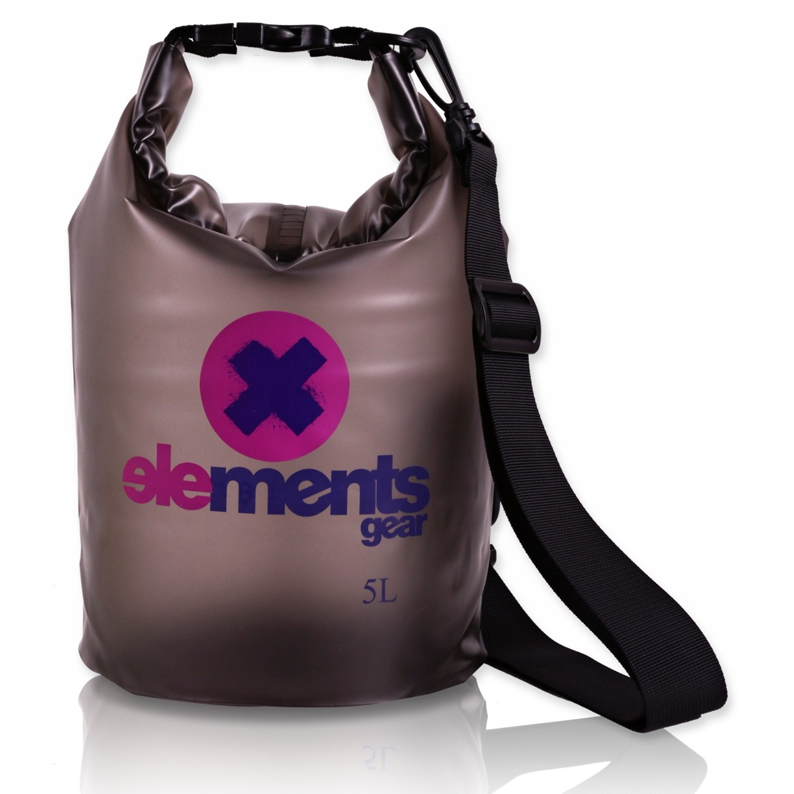 Lodný vak ELEMENTS GEAR Pro 5 L - sivý