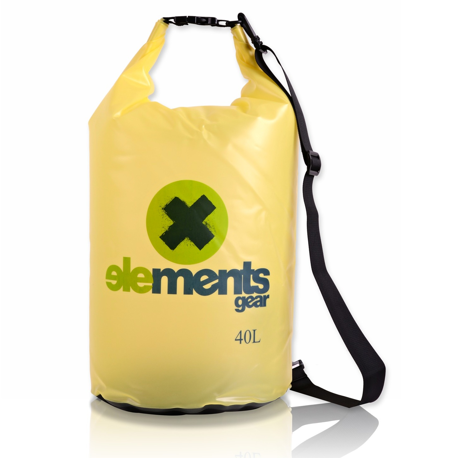 Lodný vak ELEMENTS GEAR Pro 40 L - žltý