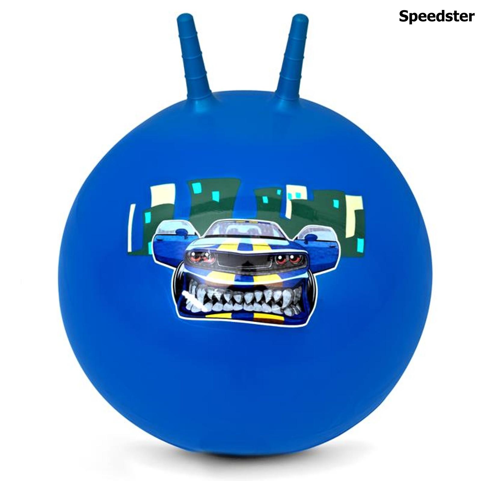 Spokey Skákacia lopta SPEEDSTER 60 cm