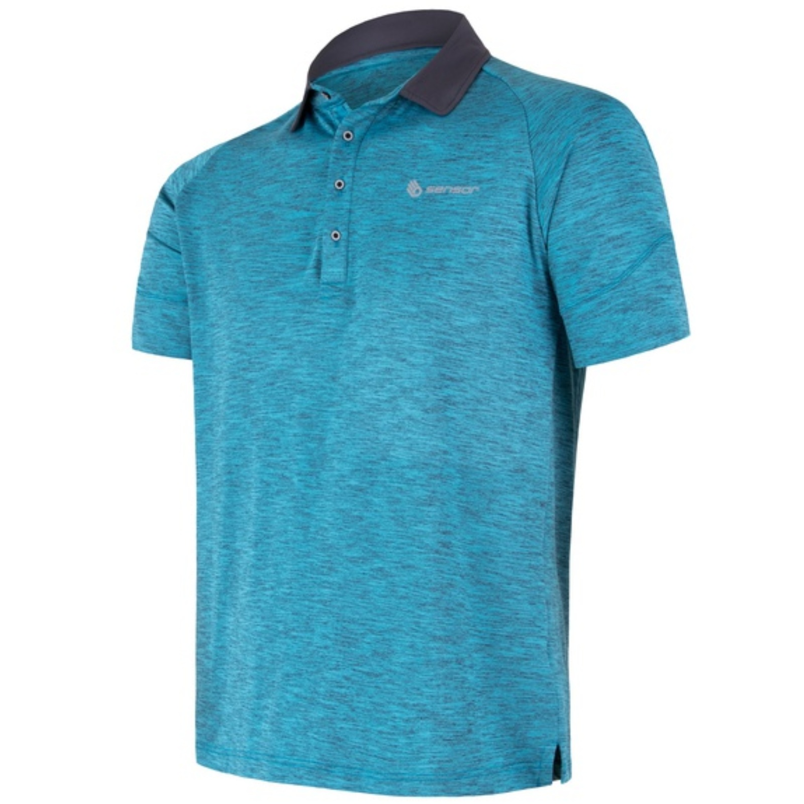 Tričko krátky rukáv SENSOR Motion pánske modré