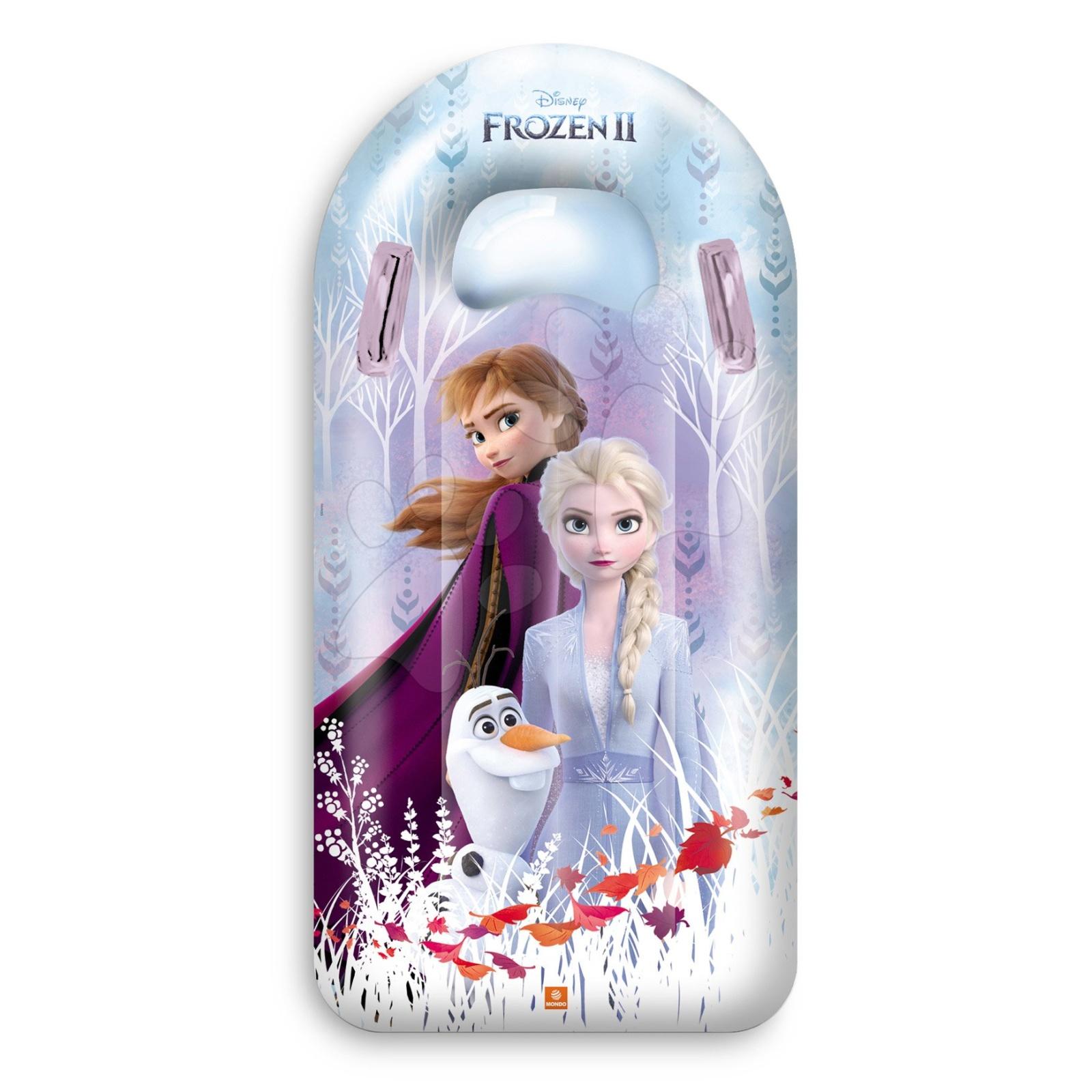 Nafukovacie lehátko MONDO detské - Frozen