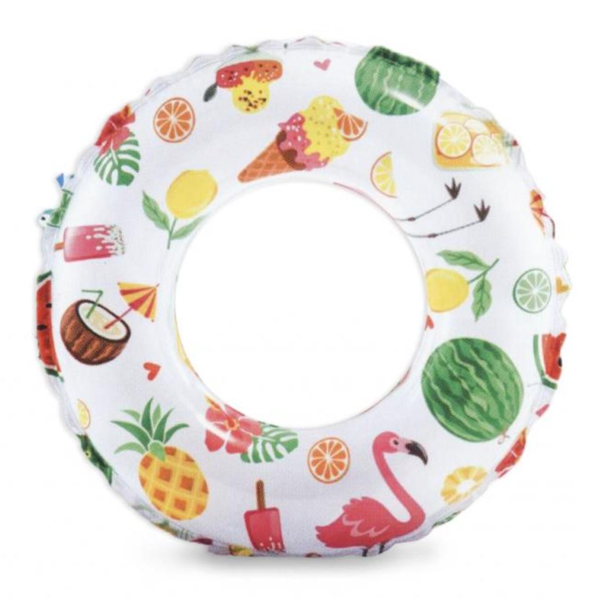 Intex Nafukovací kruh s potlačou - 51 cm