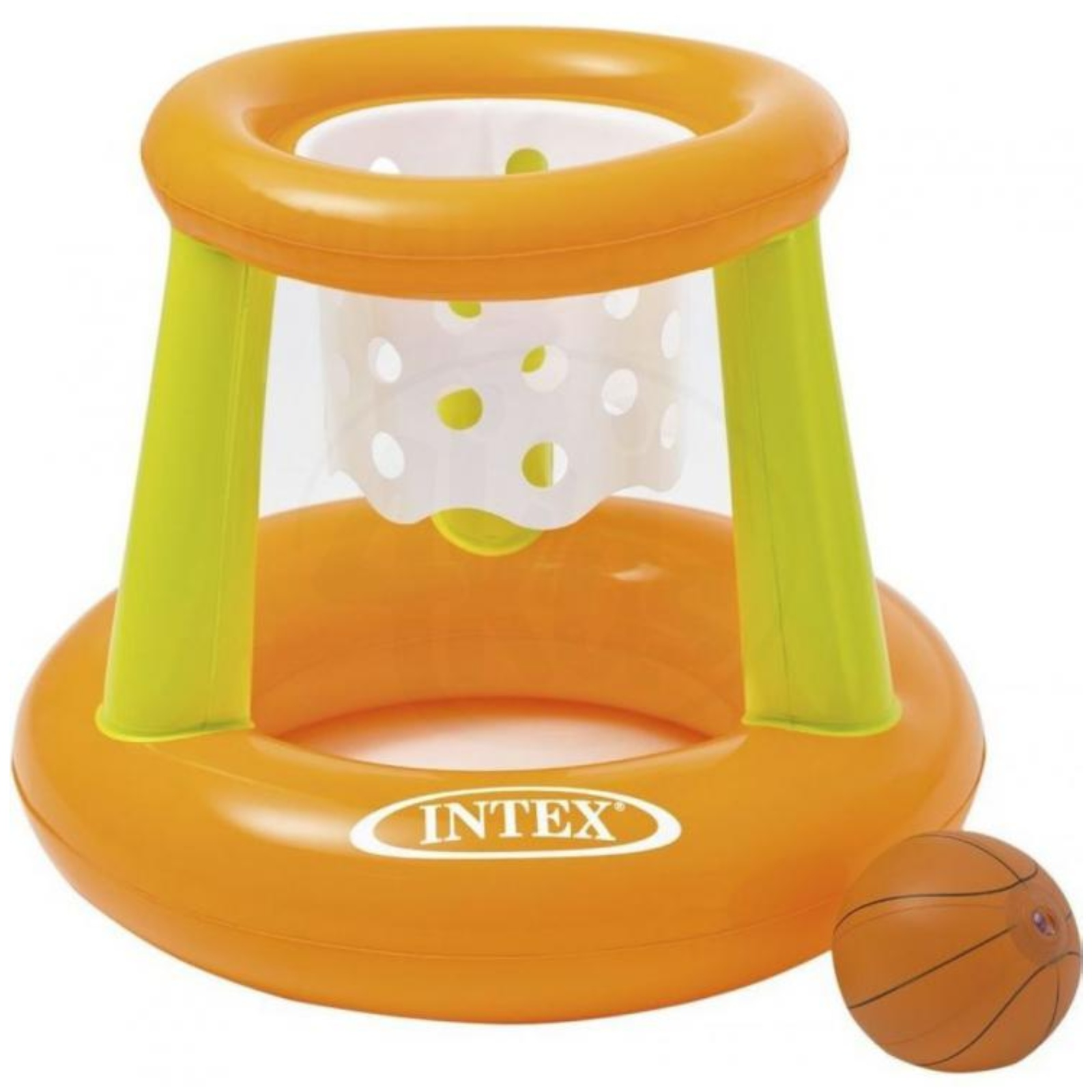 Nafukovacia hra INTEX basketbal