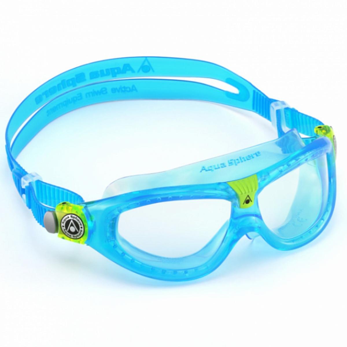 Plavecké okuliare AQUA SPHERE Seal Kid 2 detské - aqua