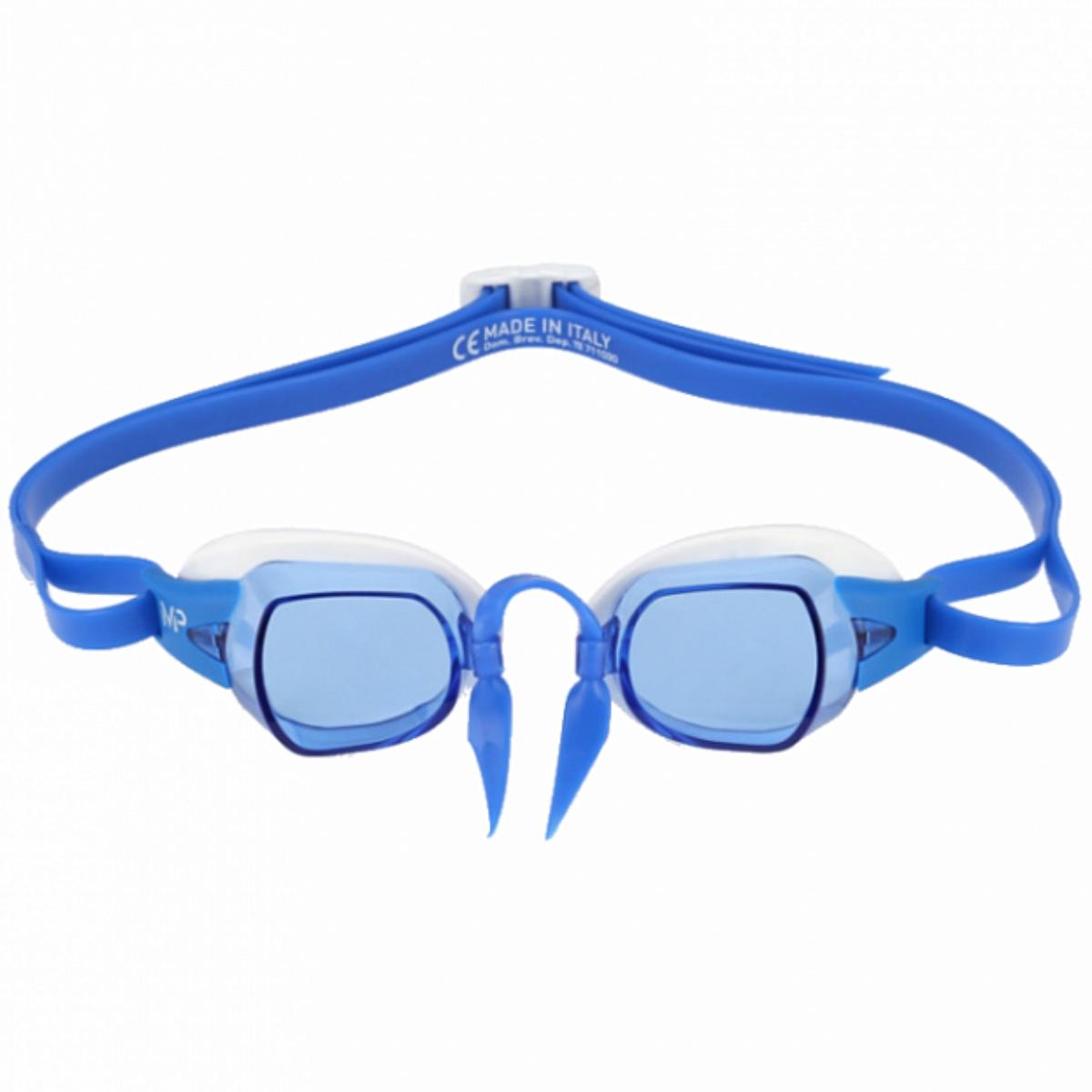 Plavecké okuliare Michael Phelps Chronos modrý zorník