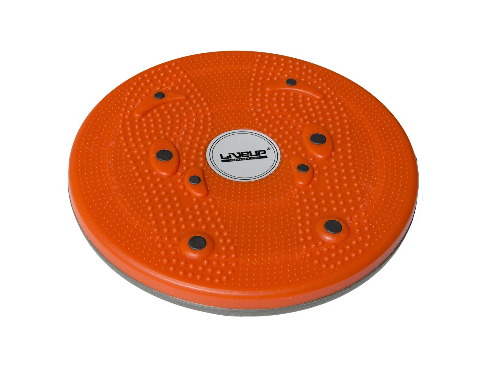 Rotana masážna s magnetmi 702 - oranžová