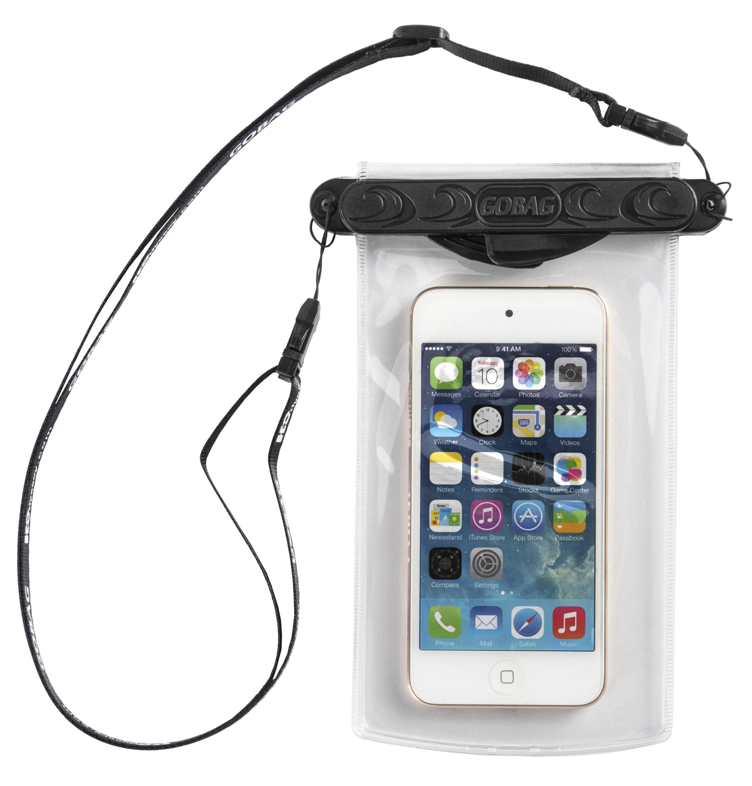 Vodotesné puzdro Pocket GOOPER - čierne