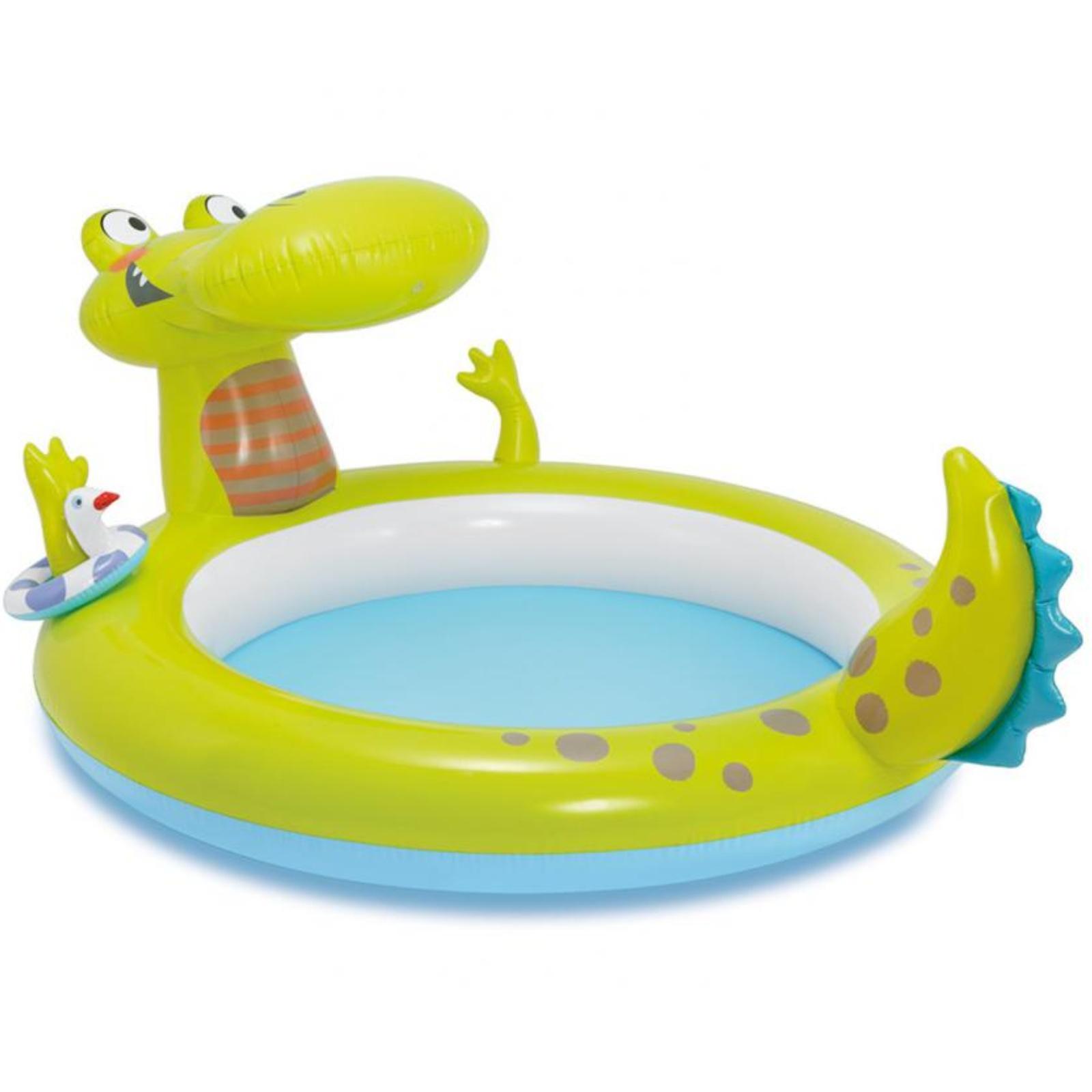 Nafukovací bazén INTEX Gator so sprchou
