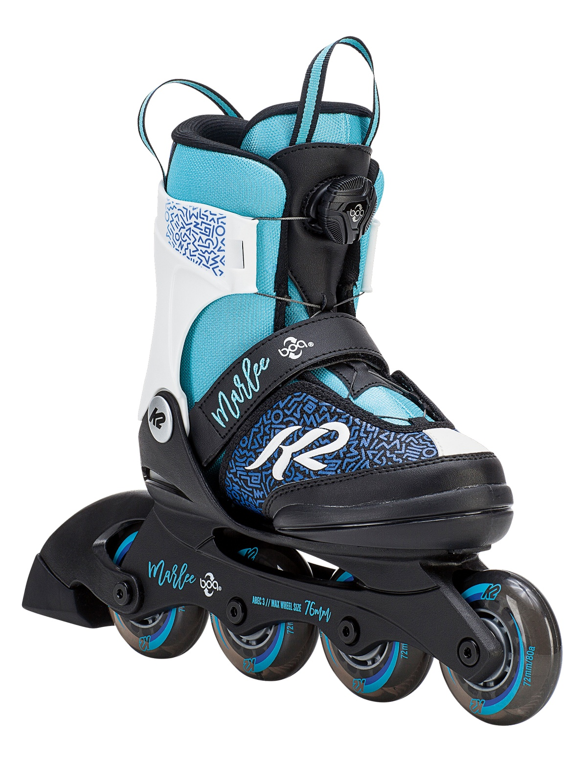 Kolieskové korčule K2 Marlee Boa - veľ. 29-34