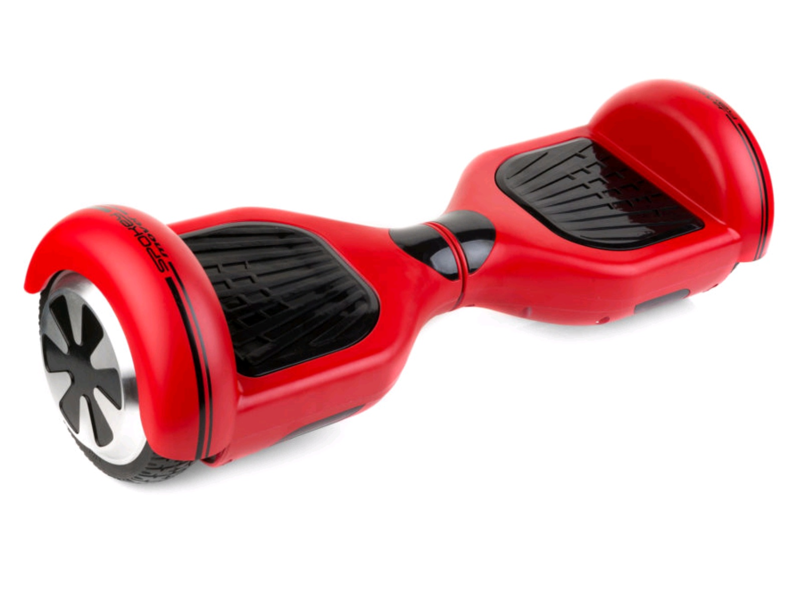 Elektroboard SPOKEY Mover 5,5 - červený