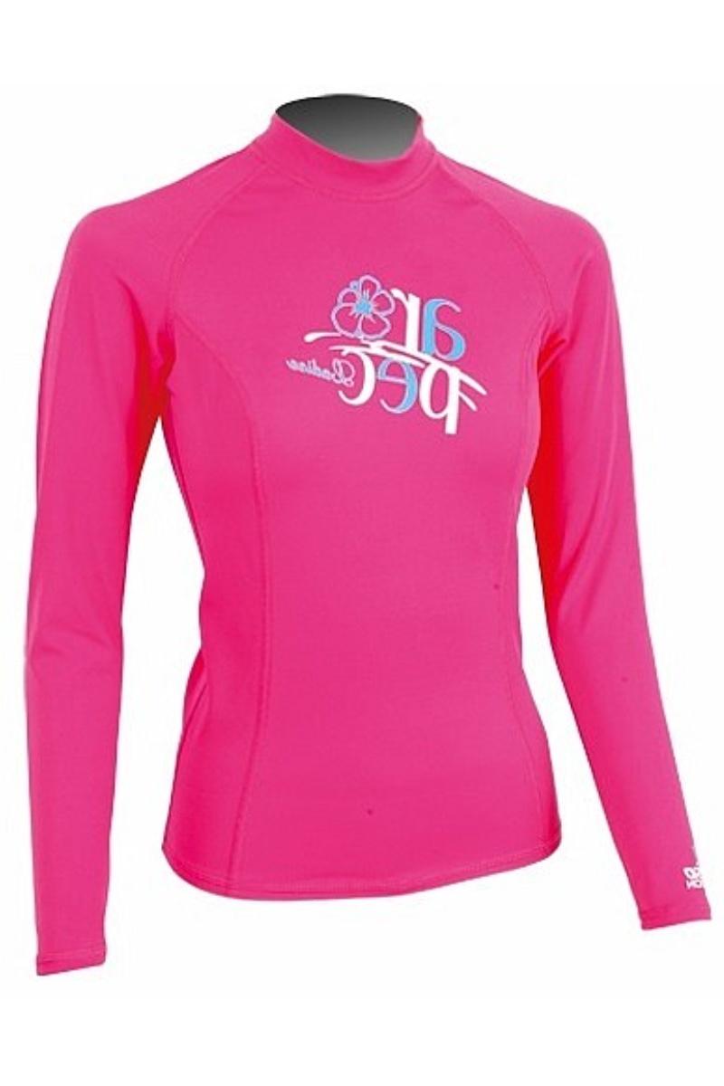 Lycrové tričko AROPEC Marvel dámske ružové - veľ. XL