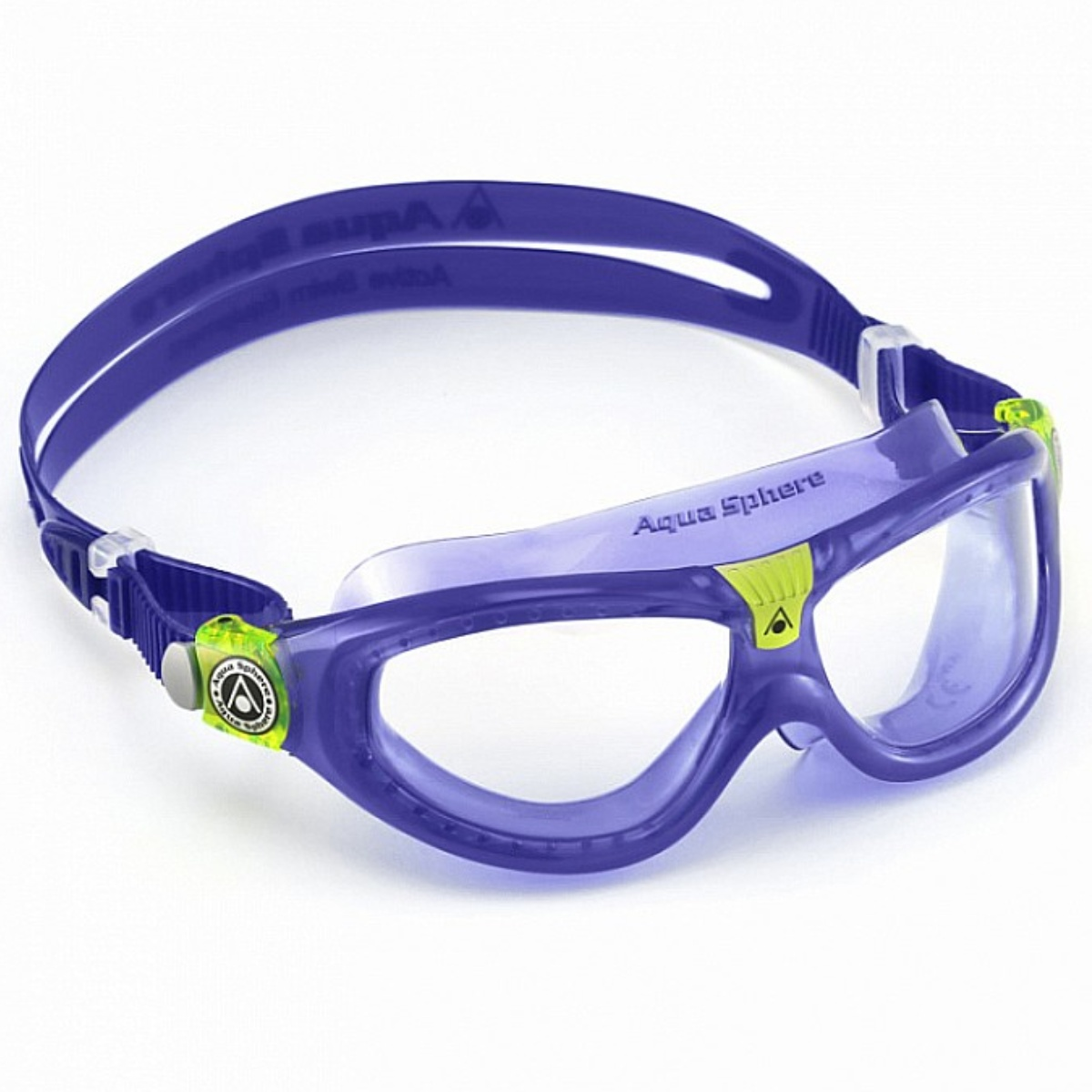 Plavecké okuliare AQUA SPHERE Seal Kid 2 detské - fialové