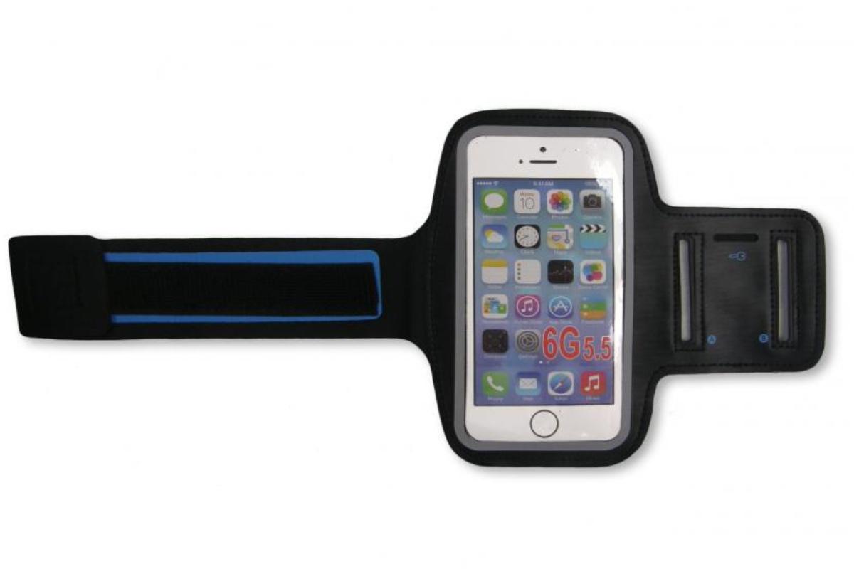 "Športový obal na mobil LIVEUP 5,5 """