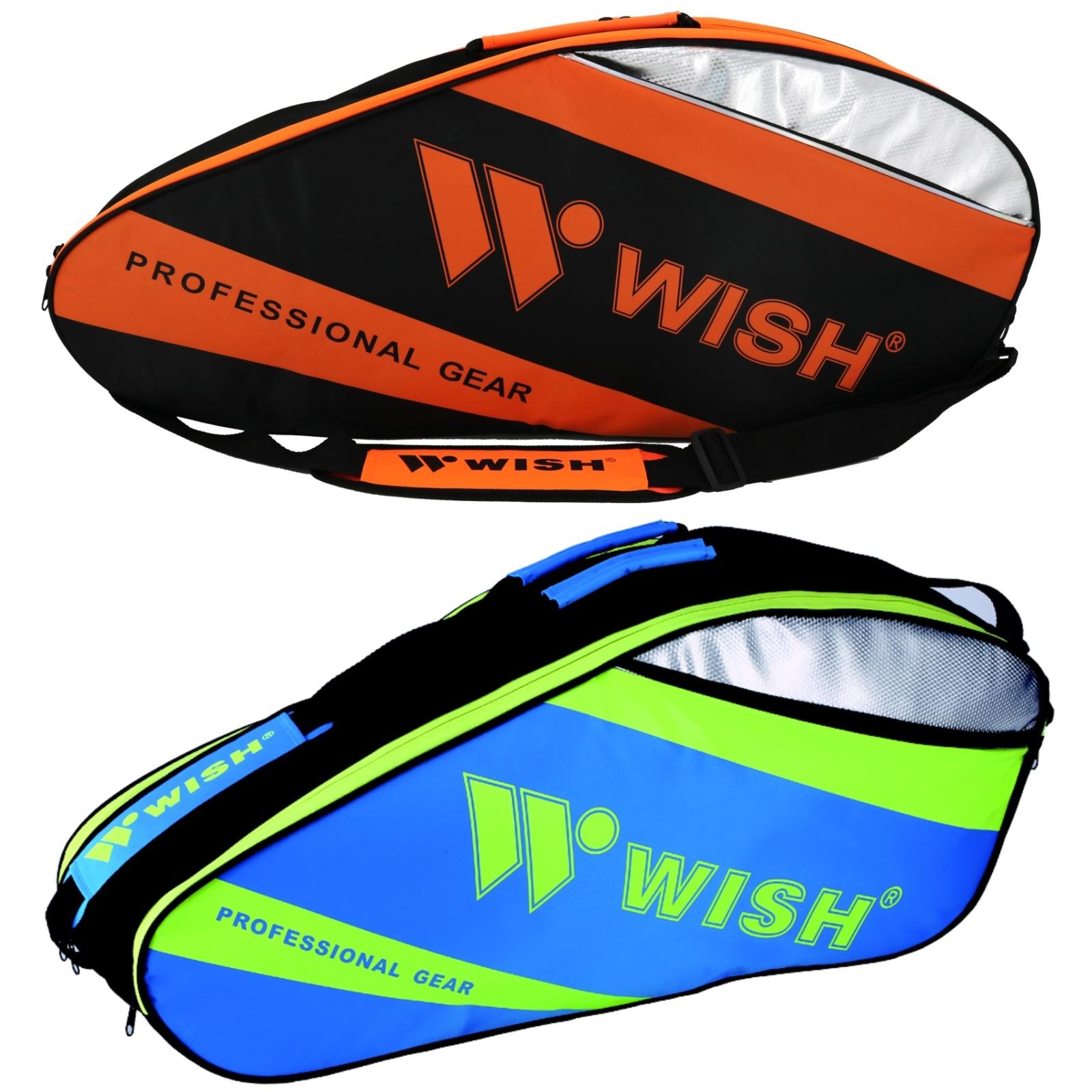 Bedmintonová taška WISH WB-3035