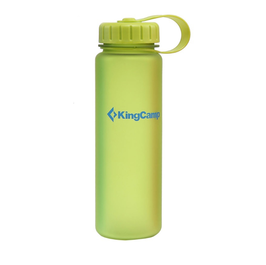 Fľaša KING CAMP Tritan 0,5 l - zelená