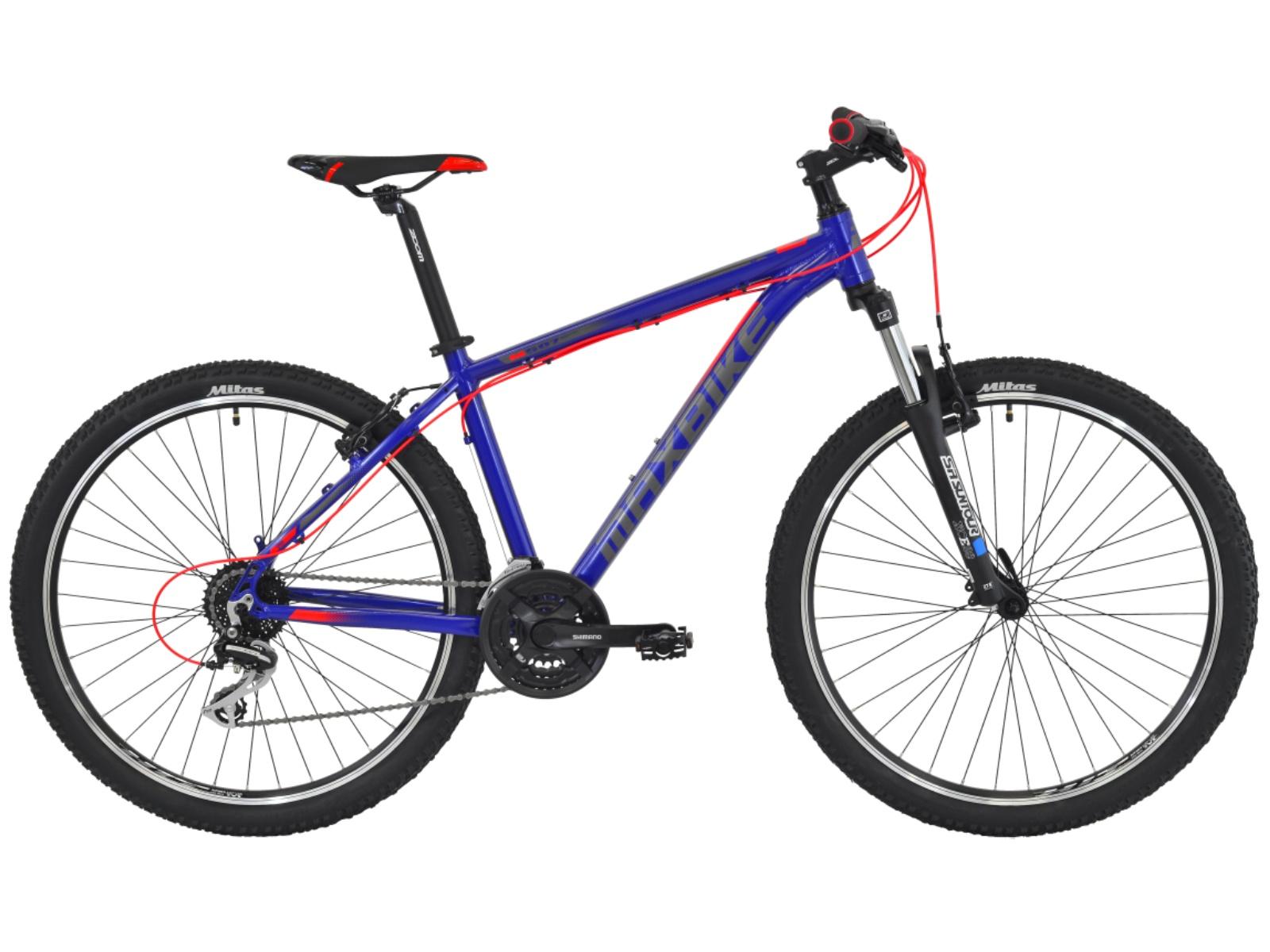 Horský bicykel MAXBIKE Nimba 27.5 2019