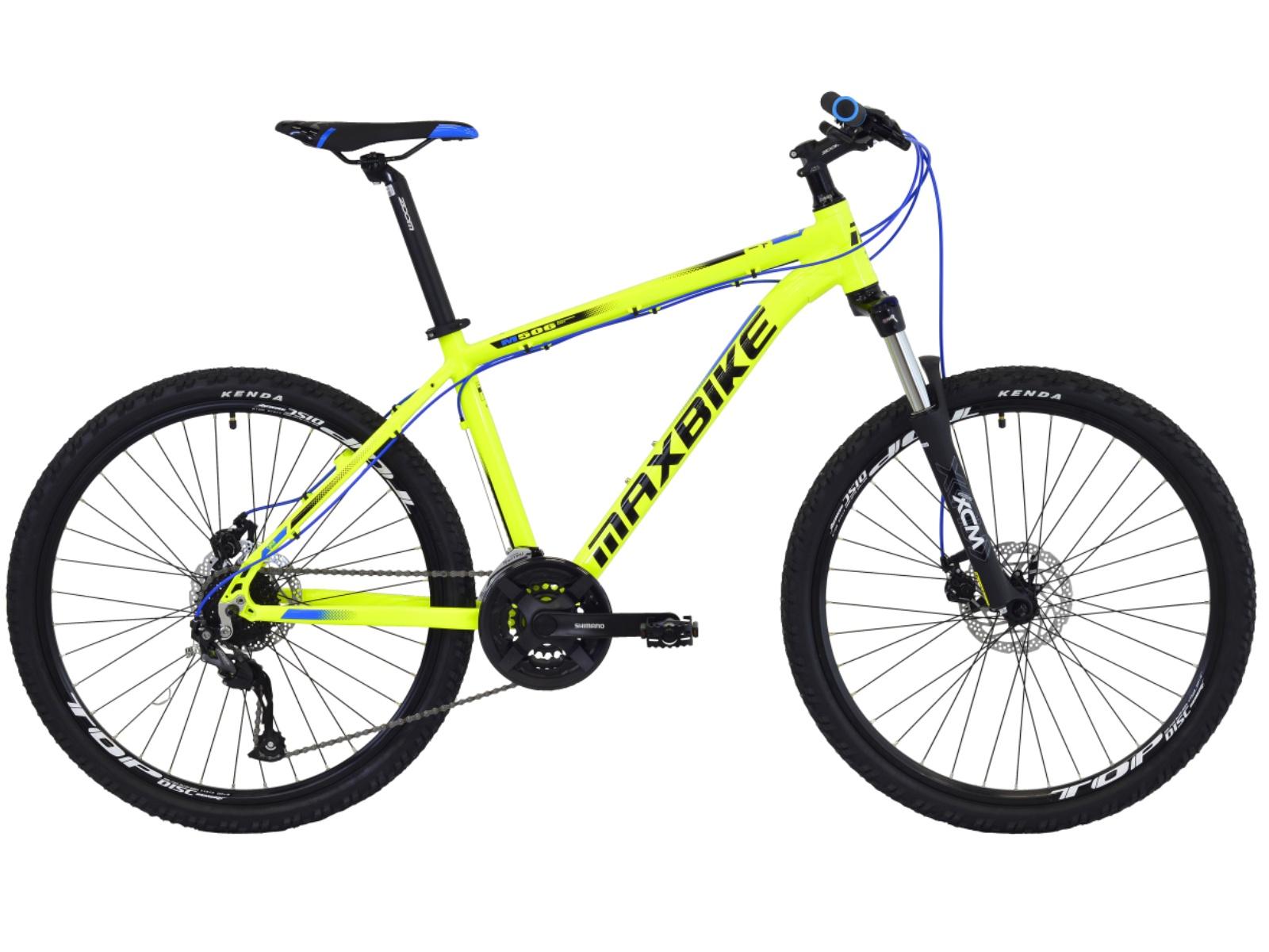 Horský bicykel MAXBIKE Apo 26 2019