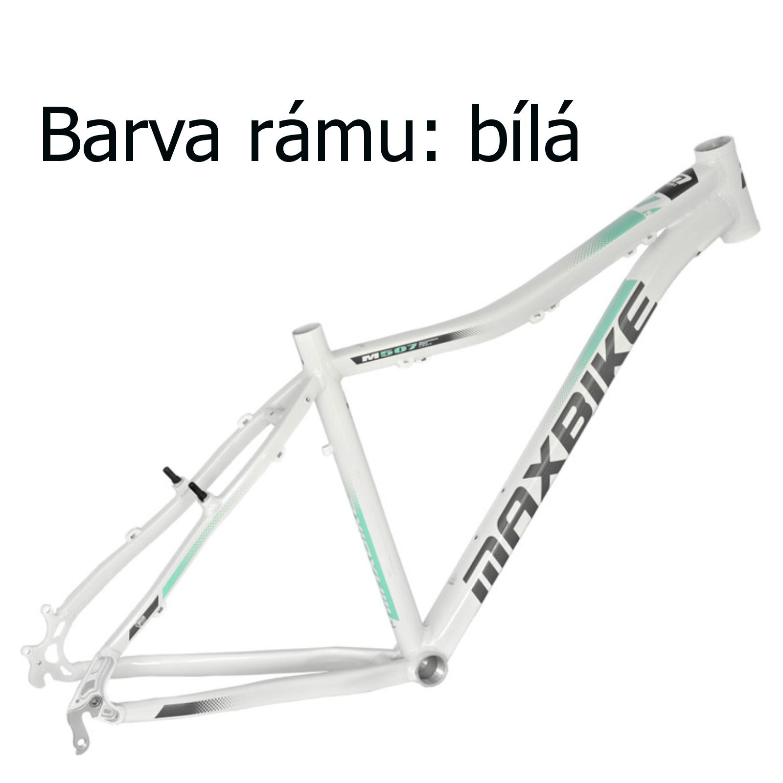 """Horský bicykel MAXBIKE Apo 26 dámsky biely - veľ. rámu 17 """""""