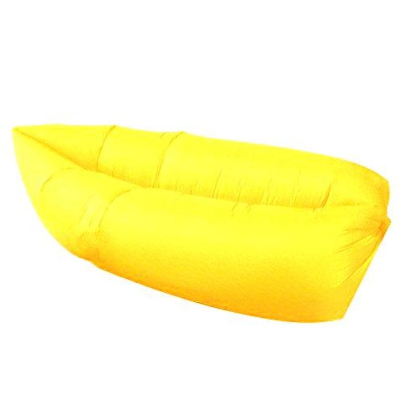 Nafukovací vak SEDCO Sofair Banana - žltý