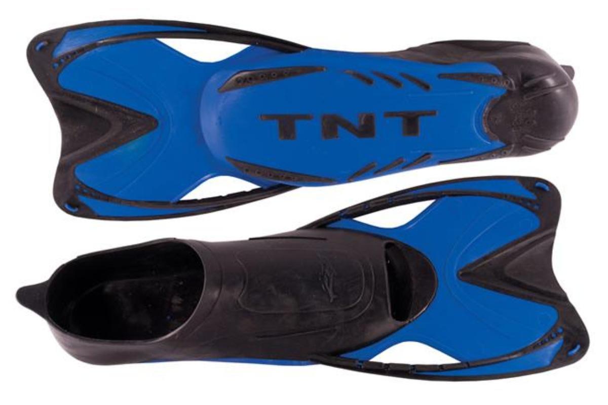 Plutvy SEDCO TNT Short modré