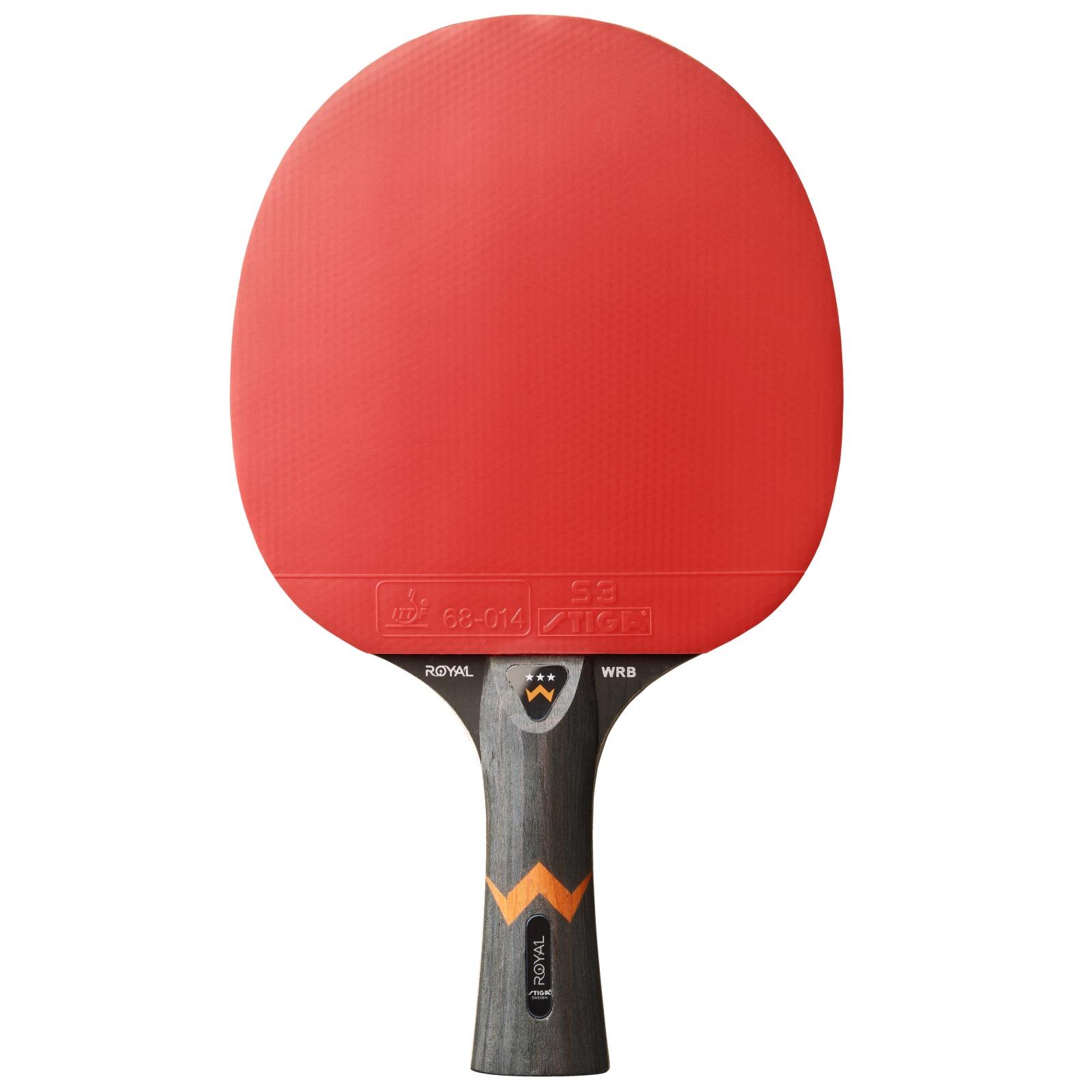 Raketa na stolný tenis STIGA Royal WRB***