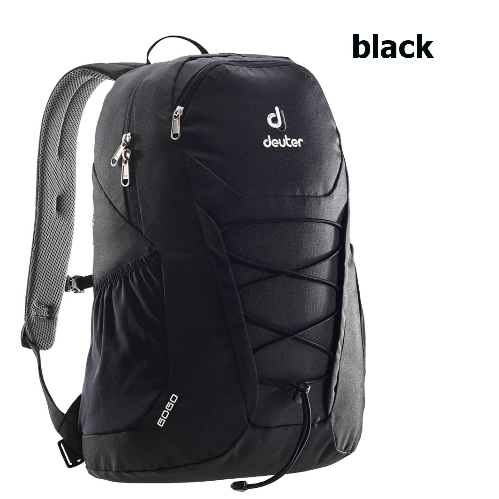 Deuter Gogo 25 black