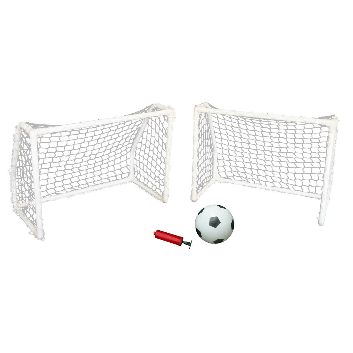 MASTER Goal set dva branky 61 x 45 x 30 cm s loptou