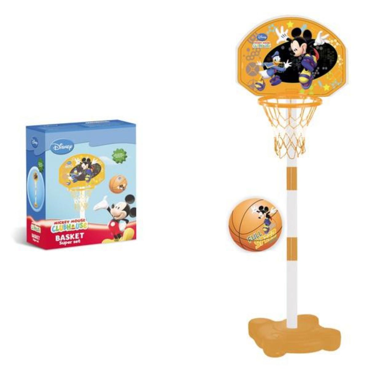 Basketbalový koš MONDO Mickey Mouse
