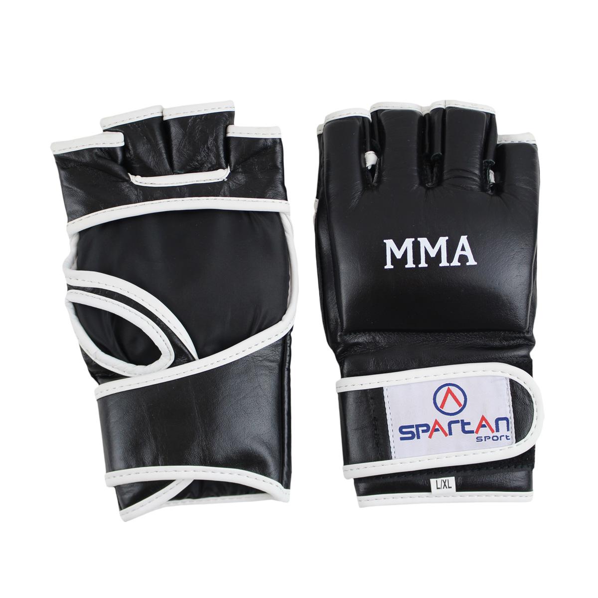 Boxovacie rukavice SPARTAN MMA - S-M