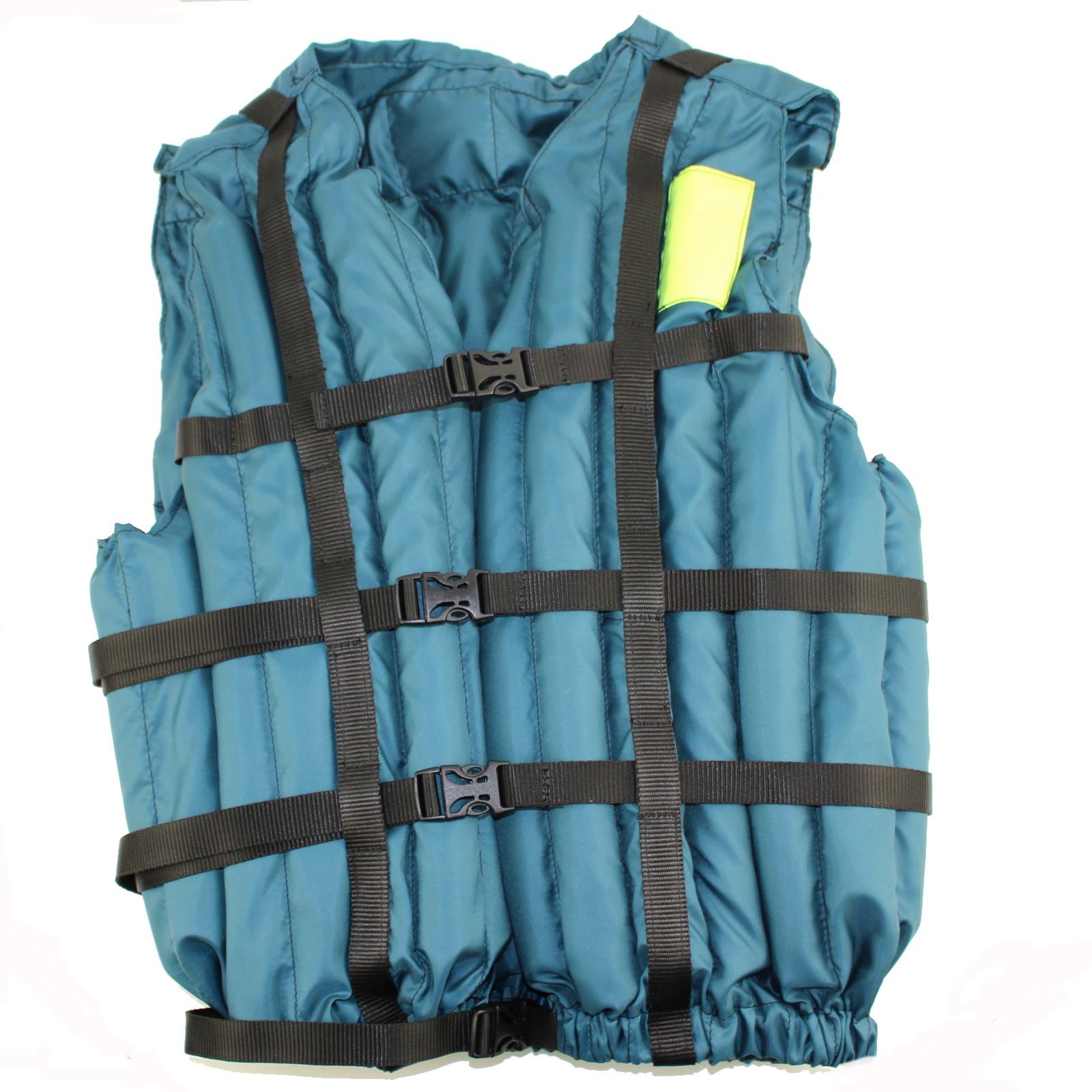 Plávacia vesta MAVEL tmavě modrá - veľ. S-M
